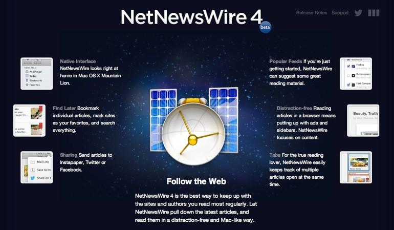 netnewswire 4 beta