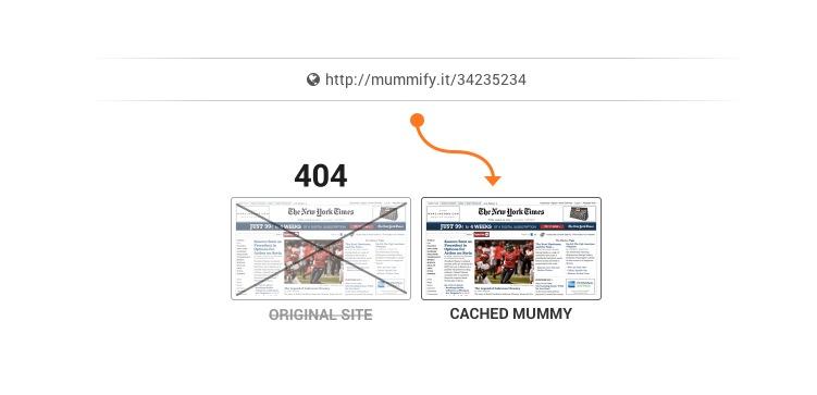 Mummify propone una solución al Link Rot