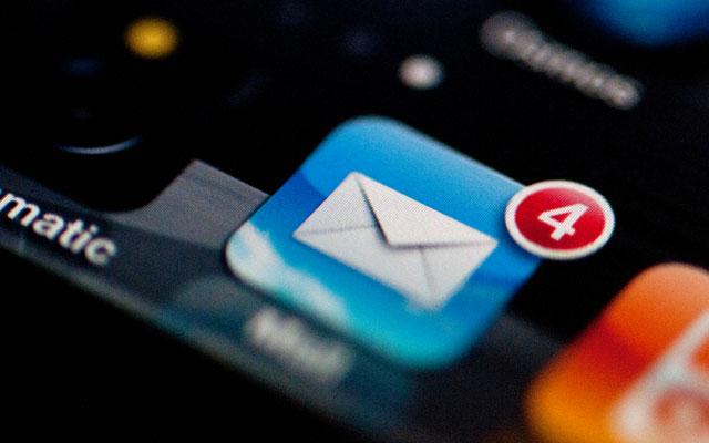 El email como problema