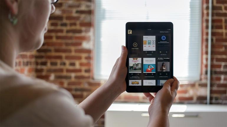 MailChimp Editor para iPad