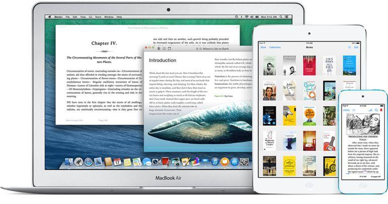 El problema de iBooks en OS X Mavericks